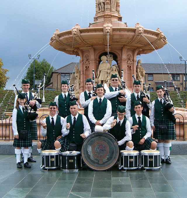 Vancouver Bagpipe Band Instructor, Teacher