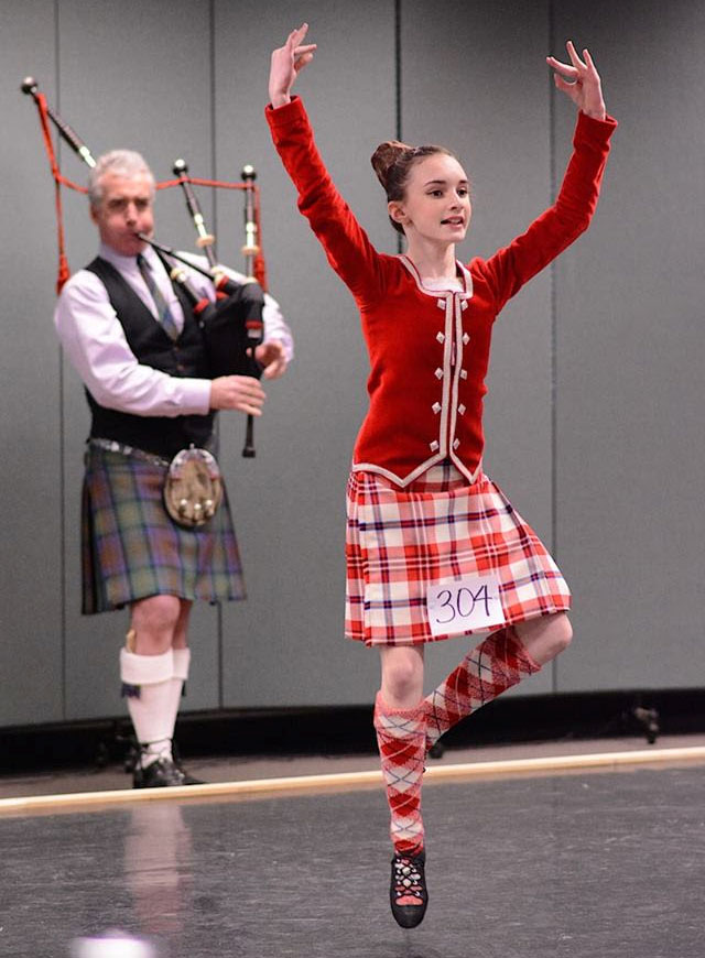 Scottish Highland Dance Piper USA and Canada