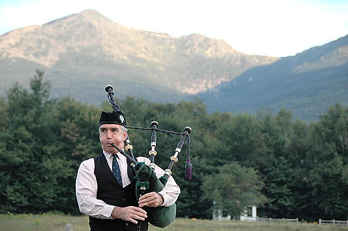 Bagpiper for Vancouver Outdoor Events